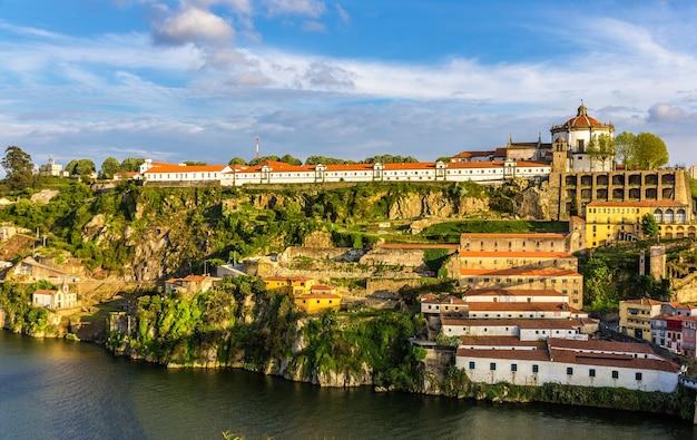 Serra do pilar klooster in porto, portugal