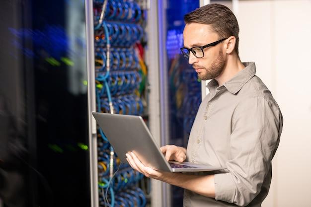 Server engineer probleem oplossen