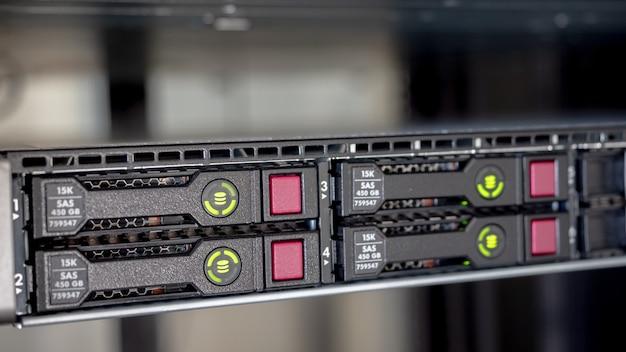Server in kast