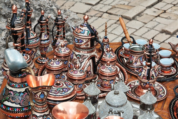Servies souvenirs in mostar