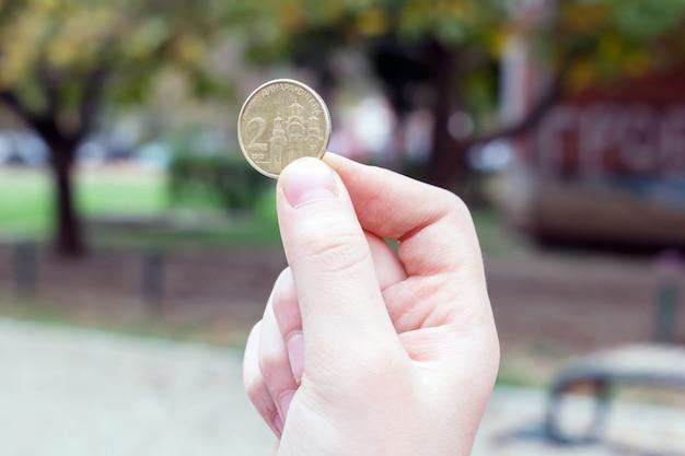 Servische dinar