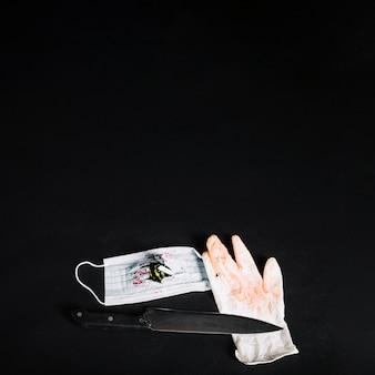 Set van maniac moordenaar