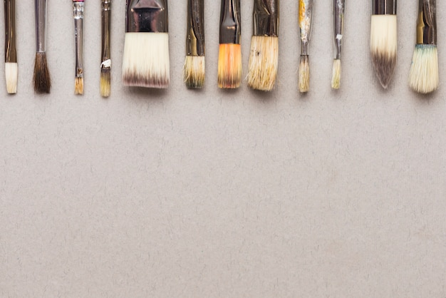 Set van mooie penselen