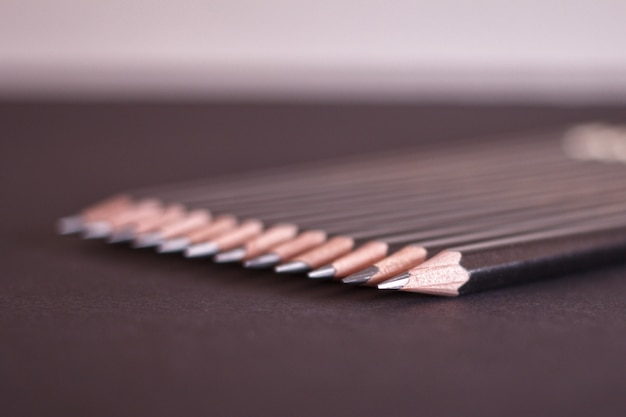 Set van potloden