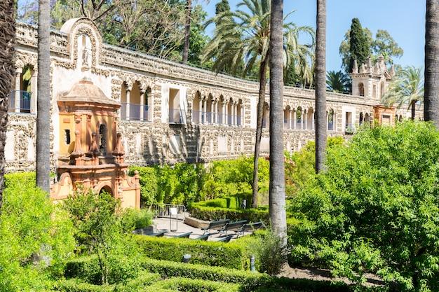 Sevilla alcazar spanje