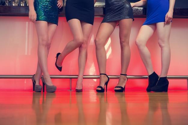 Sexy vrouwenbenen