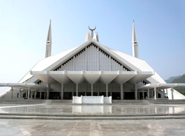 Shah faisal-moskee