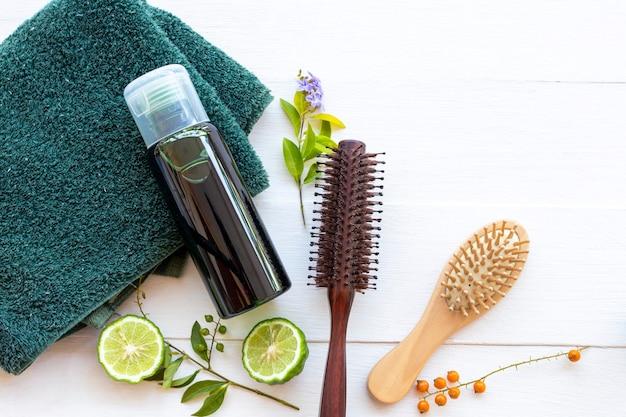 Shampoo-extract kaffir limoen gezondheidszorg voor haren