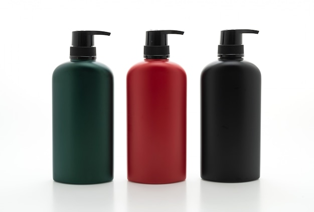 Shampoo pomp fles