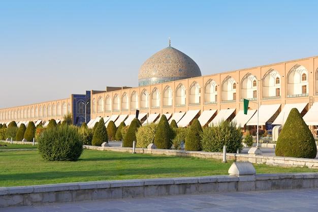 Sheikh lotfollah mosque-architectuur