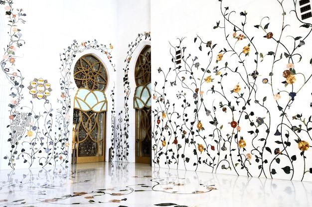 Sheikh zayed-moskee in abu dhabi