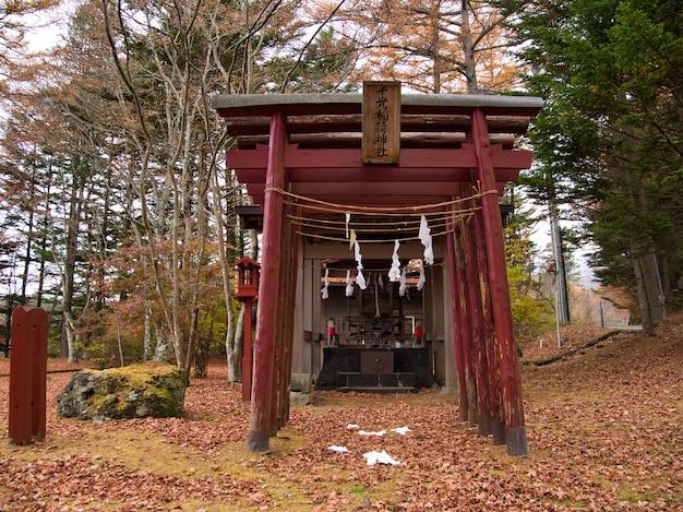 Shinto altaar