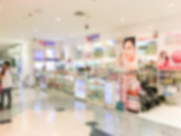 Shop counters ongericht