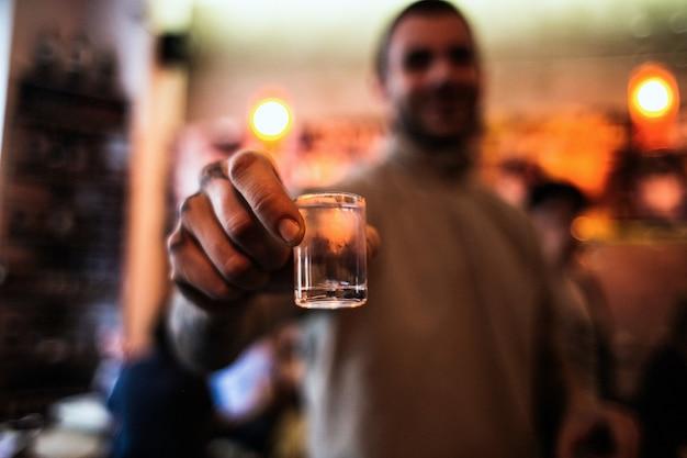 Shotjes tequila