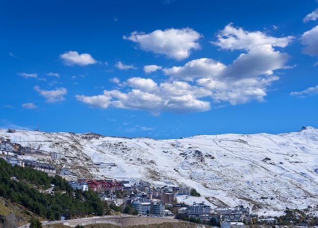 Sierra nevada bergresort granada