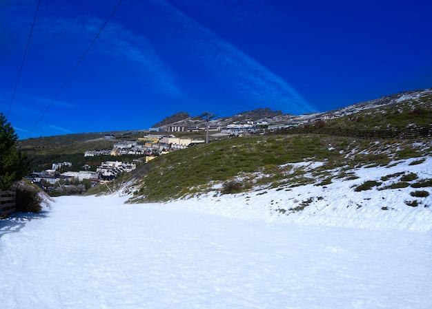Sierra nevada dorpskuuroord granada