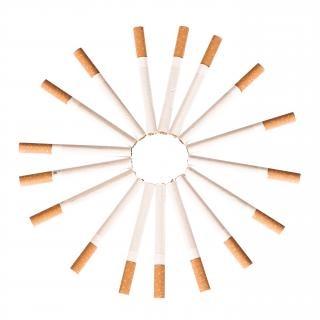 Sigaretten gevaar