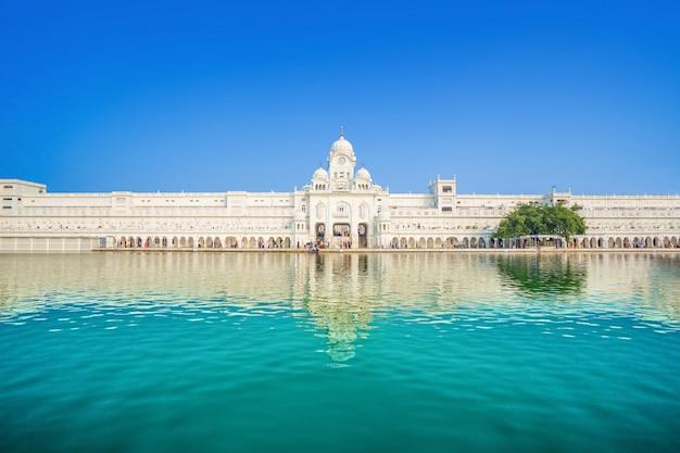 Sikh museum in de gouden tempel