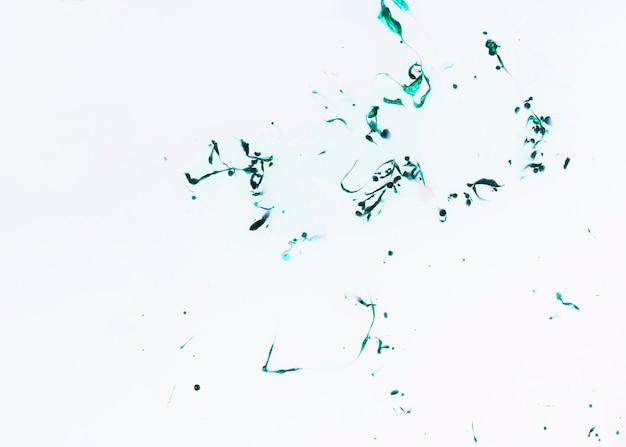Simplistische achtergrond met inktdruppels