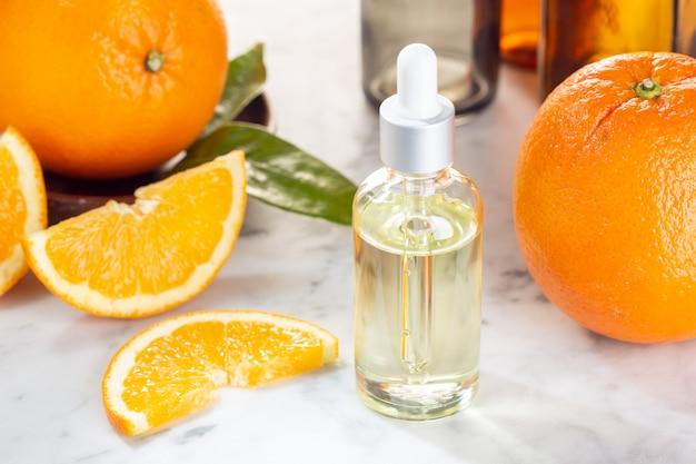 Sinaasappel etherische olie