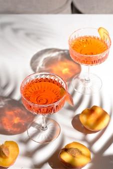 Sinaasappelcocktail
