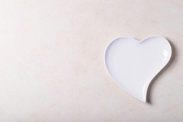Sint valentijnsdag keramische platen