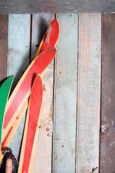 Ski's en boards