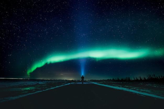 Sky fenomeen Gratis Foto