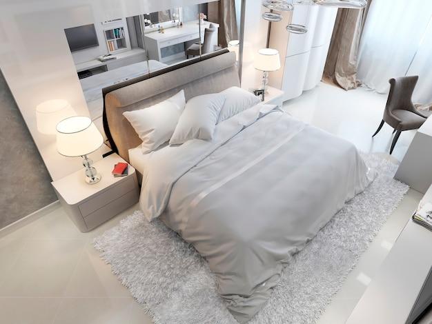 Slaapkamer moderne stijl