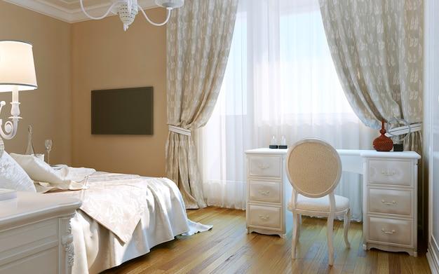 Slaapkamers in barokke stijl