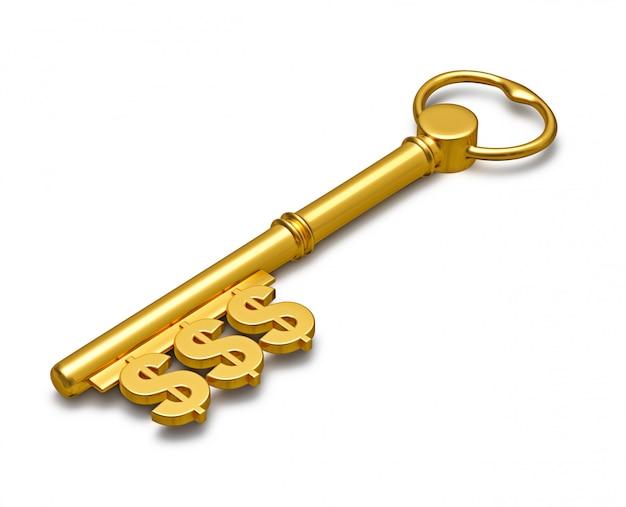 Sleutel tot rijkdom