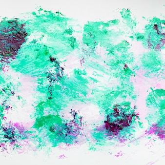 Slordige kleurrijke abstracte vlekkerige nagellakachtergrond