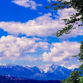 Slovenië. bergen. natuur reisconcept
