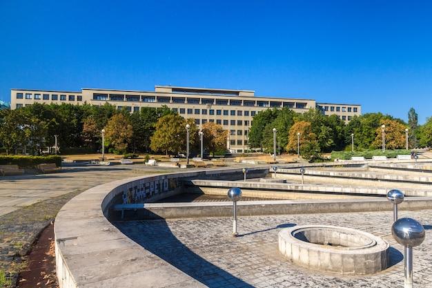 Slowaakse technische universiteit in bratislava