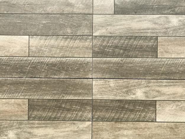 Sluit omhoog houten textuur ceramische achtergrond.