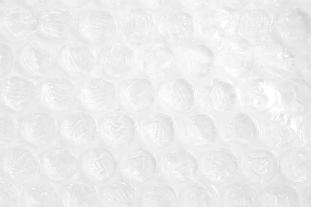 Sluit omhoog schokbestendig plastiek op witte achtergrond