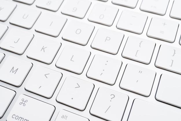 Sluit omhoog toetsenbordknoop