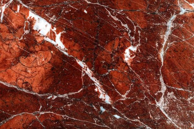 Sluit omhoog van donkere marmeren textuur van emperador