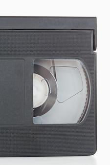 Sluit omhoog van een videoband