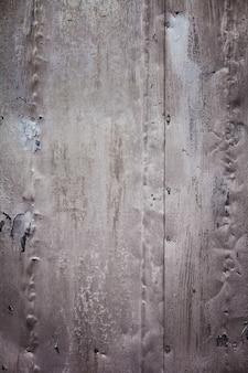 Sluit omhoog van houten planken
