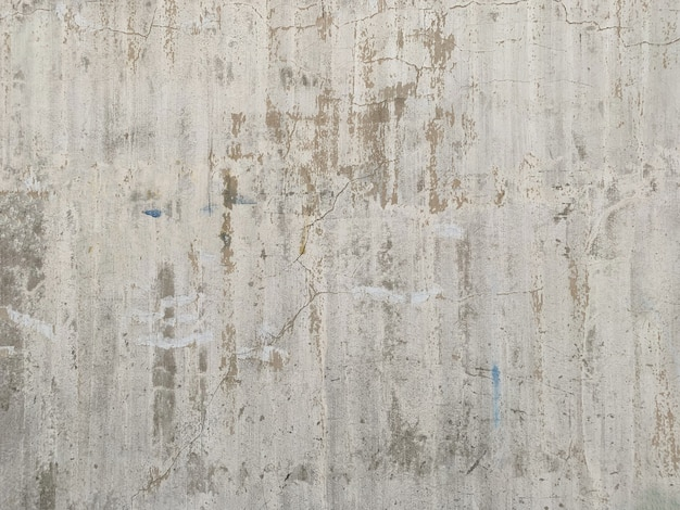 Sluit omhoog vuile rustieke oude cementmuur