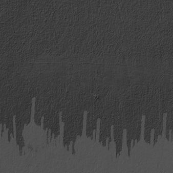 Sluit omhoog zwarte document textuurachtergrond