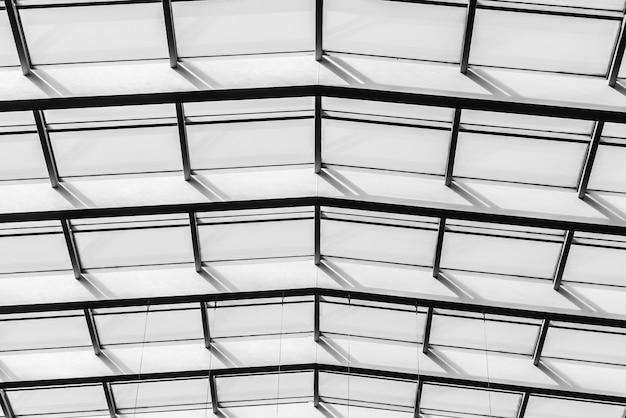 Sluit texturen facade modern exterieur