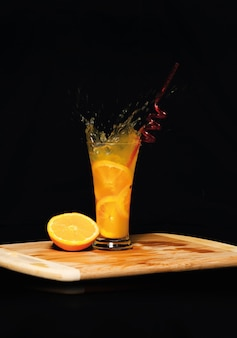 Smakelijk sinaasappelsap