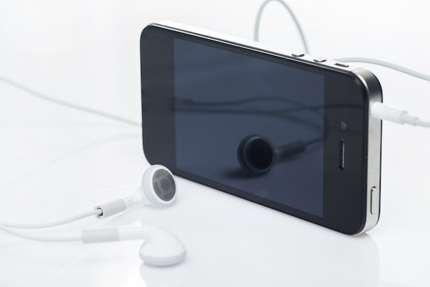Smartphone-close-up