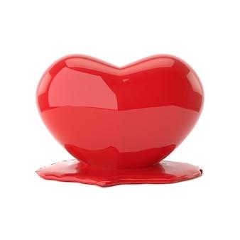 Smeltend hart