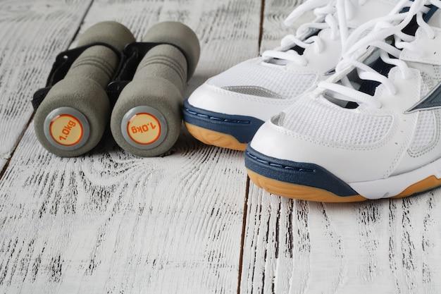 Sneakers en halters