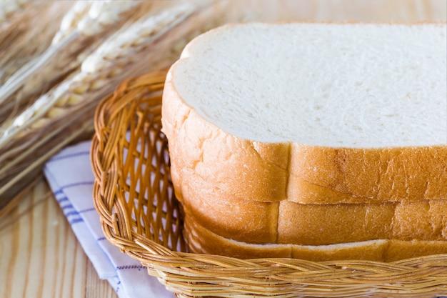 Sneetje brood