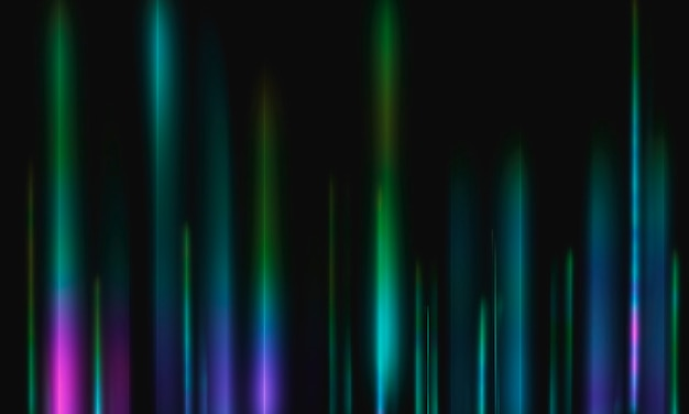 Snelheid licht lijnen achtergrond