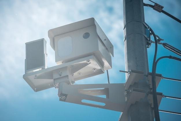 Snelheidsregeling camera radar snelweg